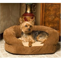 Ortho Bolster Dog Bed - Small