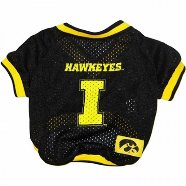Iowa Hawkeyes - Dog Jersey