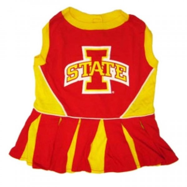 Iowa State Cyclones - Cheerleader Dog Dress
