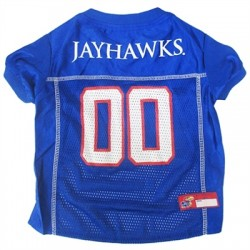 Kansas Jayhawks - Dog Jersey