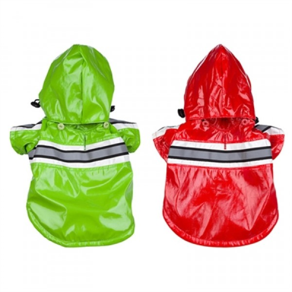 Reflecta-Glow PVC Raincoat