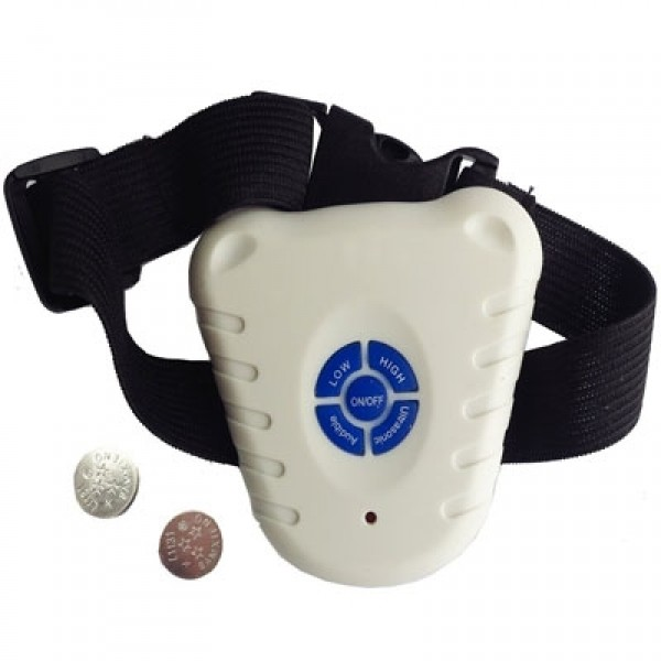 Non-Shock Safe Anti-Bark Collar