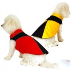 Hydro Tech Dog Raincoat Double Insert