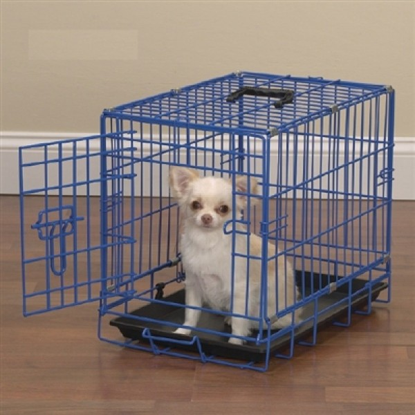 Crate Appeal Fashion Color Dog Crates