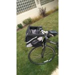 NEW for 2016 Co-Pilot Dog Pet Bicycle Bike Basket for Pets up to 15 lbs